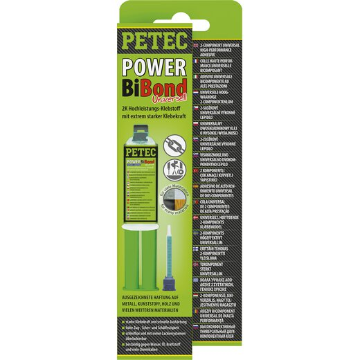 PETEC Power Bibond, Tropfzeit 3 Minuten, 24 ml, 98551