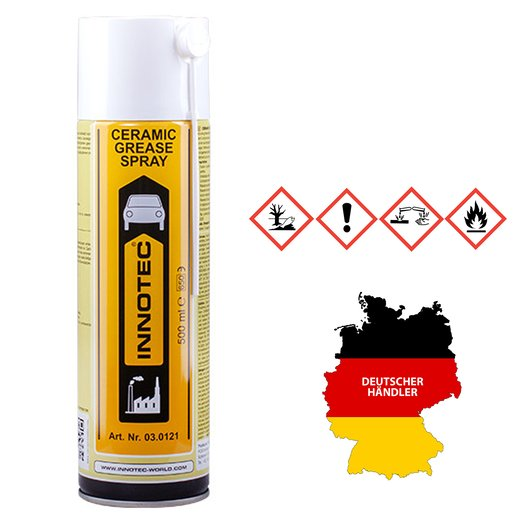 Innotec Ceramic Grease Spray 500ml