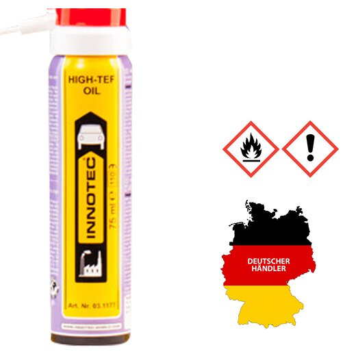 Innotec High-TEF Oil Schmieröl auf PTFE-Basis 75ml