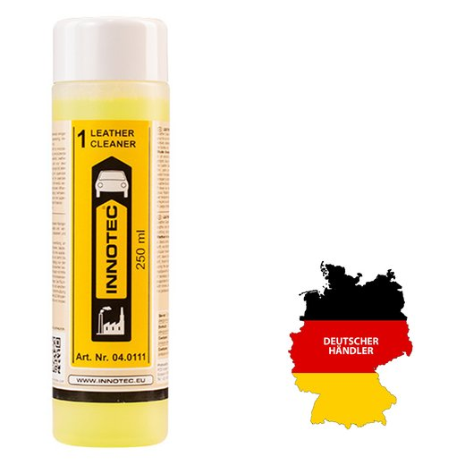Innotec Leather Cleaner Lederreiniger 250 ml