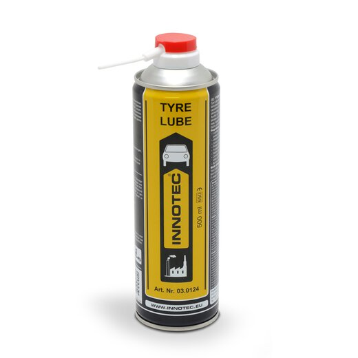 Innotec Tyre Lube Reifen Montage Spray 500ml